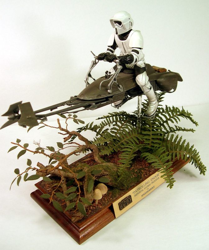 Speeder Bike - Kevin Conlon